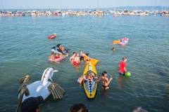 Arbon TG - Summerdays Festival 2017 (Bild: Urs Bucher)