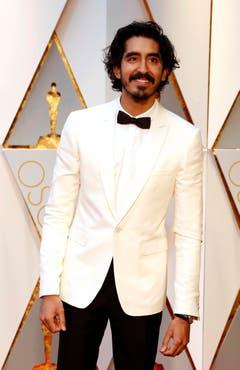 Der «Slumdog Millionaire» Dev Patel ist aktuell in «Lion» zu sehen. Einen Oscar dafür gab es nicht. (Bild: Mike Nelson/Keystone)