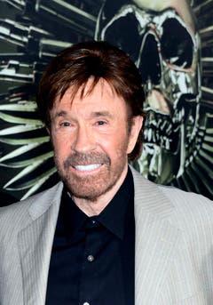 """Chuck Norris hat den Roadrunner gefangen."" (Bild: Keystone)"