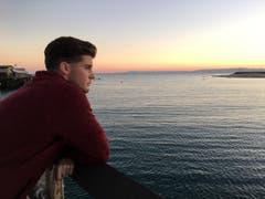 Am Strand von Santa Barbara. (Bild: pd)