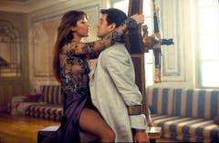 Erst «La Boum», dann Bond: Sophie Marceau als doppelzüngige Elektra King in «The World Is Not Enough» (1999). (Bild: Keystone)