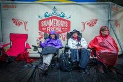 Summerdays Festival Arbon 2014 (Bild: Urs Bucher)