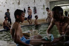 IRAQ SPA (Bild: BRAM JANSSEN (AP))