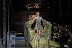APTOPIX PARIS FASHION GUO PEI (Bild: Keystone)