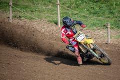 Schocherswil TG - MX2-Lauf am 56. Motocross Amriswil. (Bild: Reto Martin)