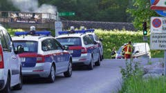 Austria Shooting (Bild: Keystone)