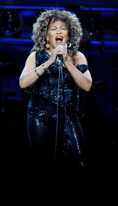Nachdem sie ihren gewalttätigen Mann verlassen hatte, wurde aus Tina Turner eine der erfolgreichsten Sängerinnen überhaupt. (Bild: Keystone)