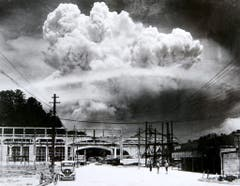 Dieses Bild wurde am 9. August in Nagasaki aufgenommen. (Bild: Keystone)