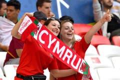 Semi final Portugal vs Wales (Bild: Keystone)