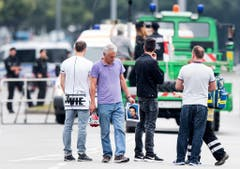 APTOPIX Germany Munich Shooting (Bild: Keystone)