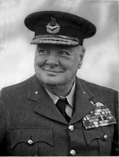 Sir Winston Churchill in einer undatierten Aufnahme: Der bullige Brite gilt als einer der einflussreichsten Staatsmänner des 20. Jahrhunderts. (Bild: Keystone)