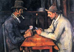 250 Mio (2011): Paul Cézanne - «Die Kartenspieler» (Privatverkauf).