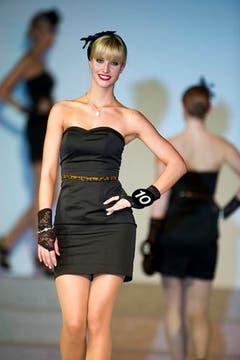 Vize-Miss Saskia Kozak aus Benken. (Bild: Urs Jaudas)