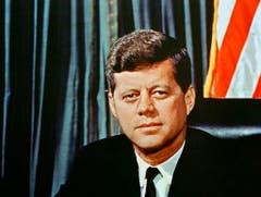 U.S Präsident John F. Kennedy, 1963. (Bild: Keystone)