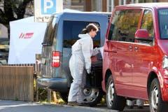 3 killed in shooting incident in Wilderswil (Bild: Keystone)