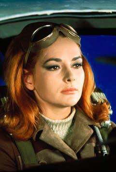 Karin Dor als Helga Brandt hatte in «You Only Live Twice» (1967) den Auftrag, James Bond zu töten. (Bild: Keystone)