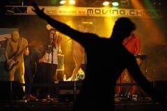 Der Auftritt der Band mit dem speziellen Namen Pirmin Baumgartner. (Bild: Hanspeter Schiess)
