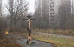 Die Atomkatastrophe von 1986 machte Pripjat zu einer Geisterstadt. (Bild: Keystone)