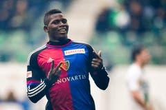 Breel Embolo (FC Basel) (Bild: Keystone)