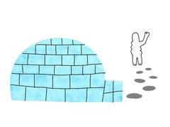 Iktsuarpok - Inuktitut: Wenn man immer wieder hinausläuft, um nachzusehen, ob jemand (irgendjemand) vorbeikommt. (Bild: pd)