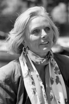 """Der langjährige Lebensgefährte der Malerin, Schauspielerin und Autorin war am 31. Januar mit 81 Jahren gestorben. Er war Schöpfer von Erfolgsserien wie """"Das Traumschiff"""". (Bild: Keystone)"""