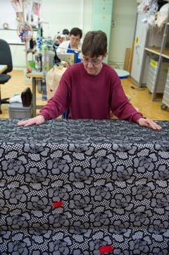 In St.Gallen mischt die Forster Rohner AG in Sachen Textil vorne mit. (Bild: Ralph Ribi)