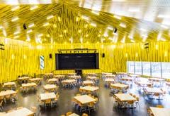 Amriswil TG - Eventhalle Pentorama in Amriswil. (Bild: Andrea Stalder (Andrea Stalder))