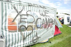 «Yes, We Camp» (Bild: Mario Testa)