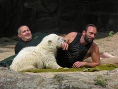 Er brachte Knut mit der Flasche durch. (Bild: Umberto W. Ferrari)
