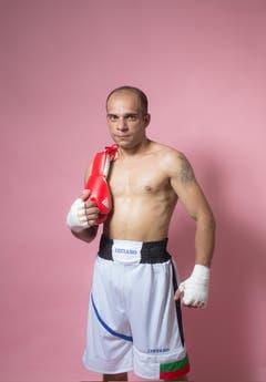Profi Nikolai Ivanov, Jahrgang unbekannt, Bulgarien. (Bild: Benjamin Manser und Urs Bucher)