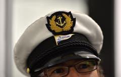 Bodensee-Kapitäne arbeiten über die Wintermonate teils in der Schiffswerft. (Bild: Reto Martin)