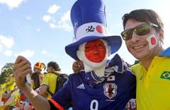 Brazil Soccer WCup Japan Colombia (Bild: Keystone)