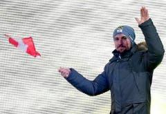 SKI-WM 2017 IN ST. MORITZ: ERÖFFNUNGSFEIER (Bild: Keystone)