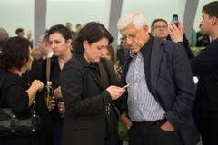 Isabel Schorer schaffte die Wahl in den Kantonsrat. (Bild: Urs Bucher)