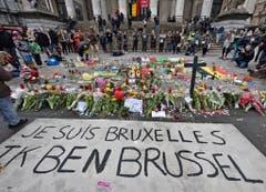 Belgium Attacks (Bild: Keystone)