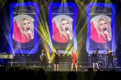 Beatrice Egli on Tour in der Olmahalle in St. Gallen (Bild: Urs Bucher)