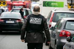 Die Suche nach den Tätern, welche den Angriff ausführten, läuft auf Hochtouren. (Bild: Keystone)