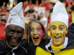 FUSSBALL, GRUPPE E, VORRUNDE, SWE BEL, SCHWEDEN BELGIEN, UEFA EURO 2016, EURO 2016, EURO2016, FUSSBALLEUROPAMEISTERSCHAFT, FUSSBALL EM, (Bild: Keystone)