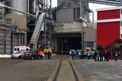 Gemäss Polizei wurden beim Gewaltdelikt sieben Personen verletzt, einige von ihnen schwer. (Bild: Handy Boris Bürgisser / Neue LZ)