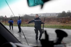France Newspaper Attack (Bild: Keystone)