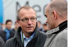 Der ehemalige SP-Präsident Hans-Jürg Fehr. (Bild: Reto Martin)