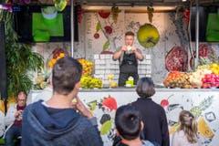 75. Olma Herbstmesse St. Gallen 2017 (Bild: Urs Bucher)