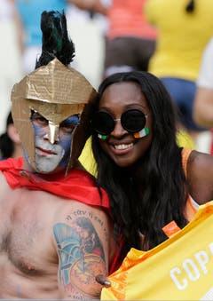 Brazil Soccer WCup Greece Ivory Coast (Bild: Keystone)