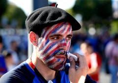 Semi final Germany vs France (Bild: Keystone)