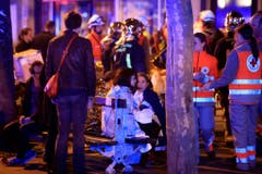 FRANCE PARIS SHOOTING (Bild: THIBAULT CAMUS (AP))