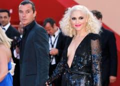 Ein Bild aus glücklichen Tagen: Gavin Rossdale und Gwen Stefani am 16. Mai 2011 am Filmfestival in Cannes. (Bild: Keystone)