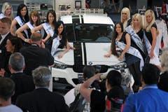Die Finalistinnen waren im Fokus des Medieninteresses. (Bild: pd)