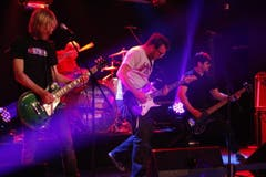 Painhead waren eine von vier Bands, die es bis ins Finale schafften. (Bild: Hanspeter Schiess)