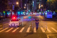 MANHATTAN EXPLOSION (Bild: Keystone)