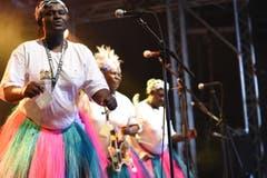 Ogoya Nengo and the Dodo Women's Group (Bild: Roman Hertler)